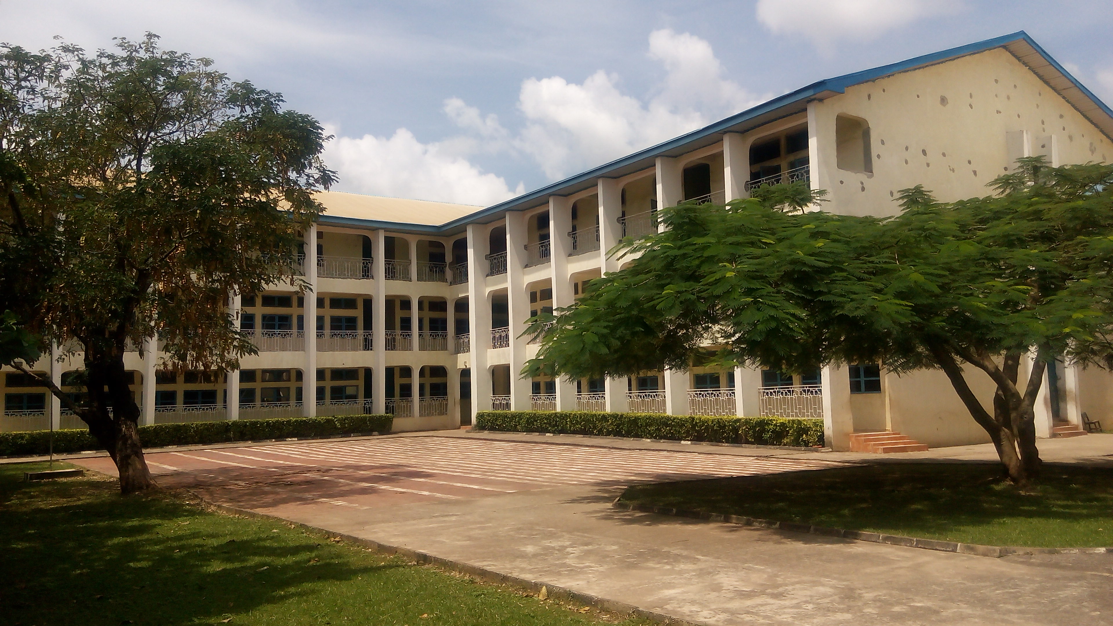 The Home of World Class Students